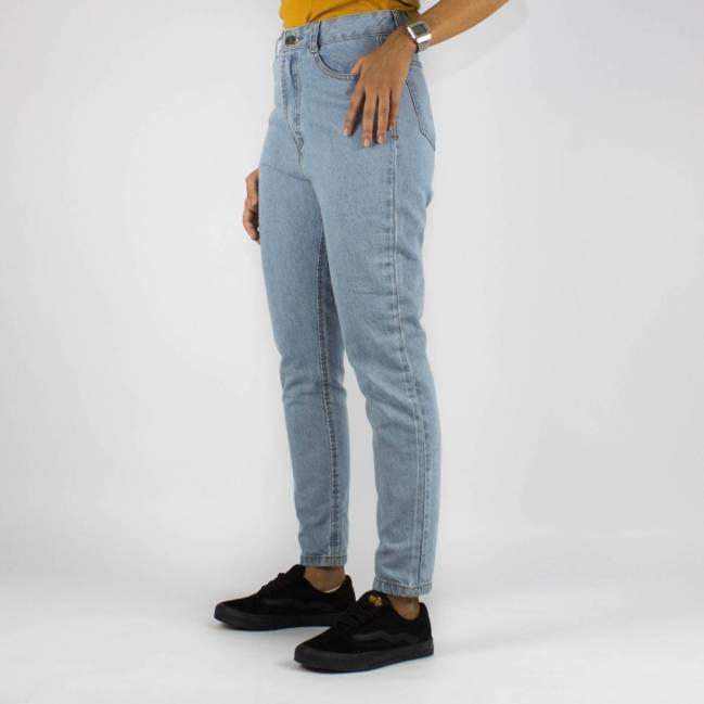 Calça Feminina Gringa Jeans Azul