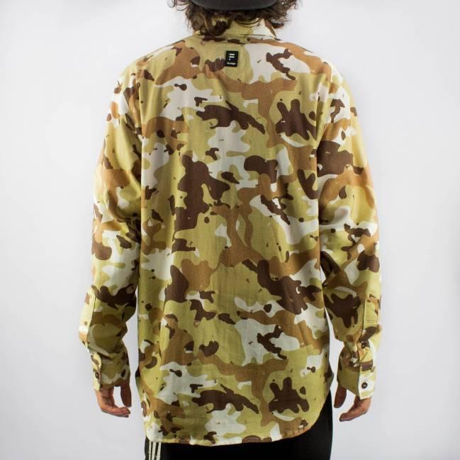 Camisa Hocks Formigueiro Militar Verde