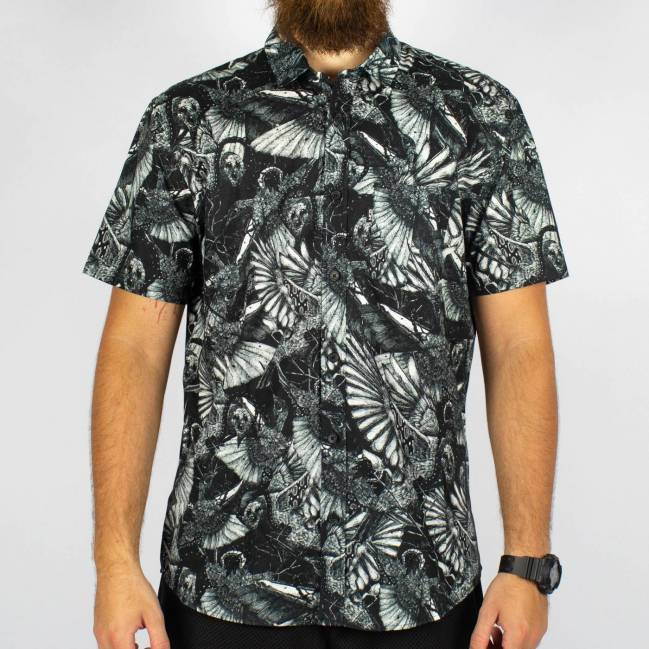 759e9c2a07 Camisa MCD Birdboom Full Print - Skate Shop