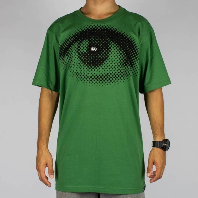 Camiseta Hocks Biometria Verde