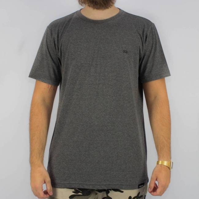 e4370e8c3f Camiseta Hocks Simbolo Cinza Mescla Escura - Skate Shop | Streetwear ...