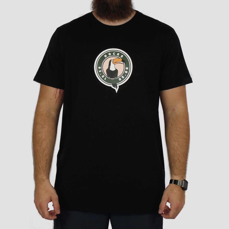 Camiseta Hocks Tucano - Preta