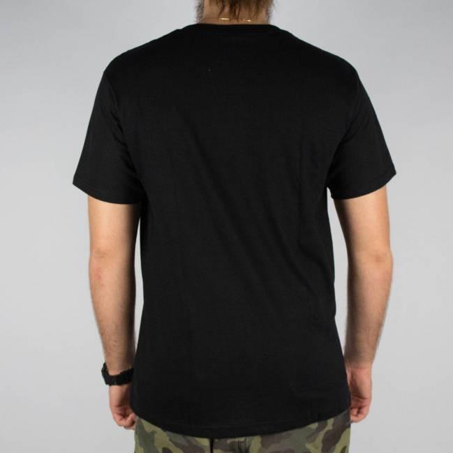 Camiseta Thrasher Flame Logo Preta