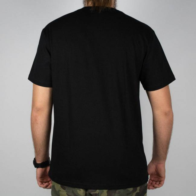 Camiseta Thrasher Outlined - Preta
