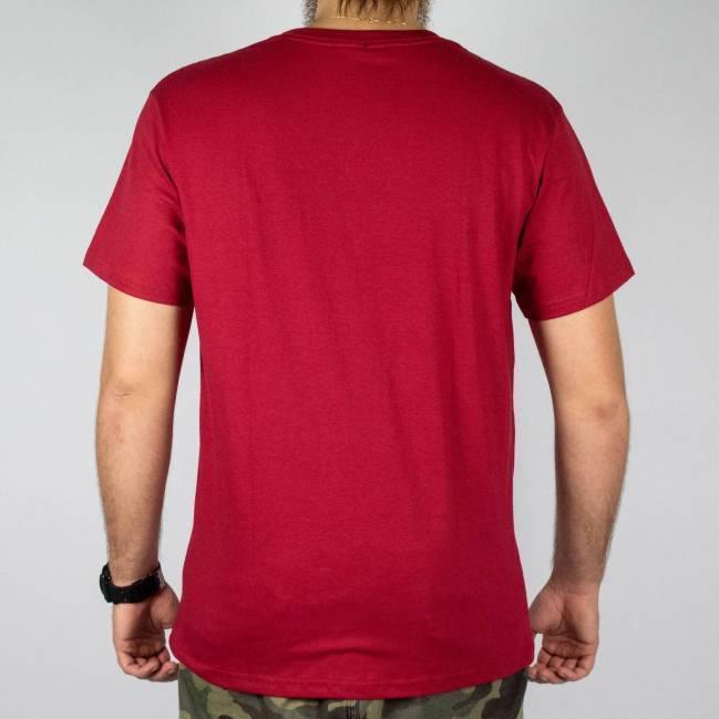 Camiseta Thrasher Outlined Vermelha