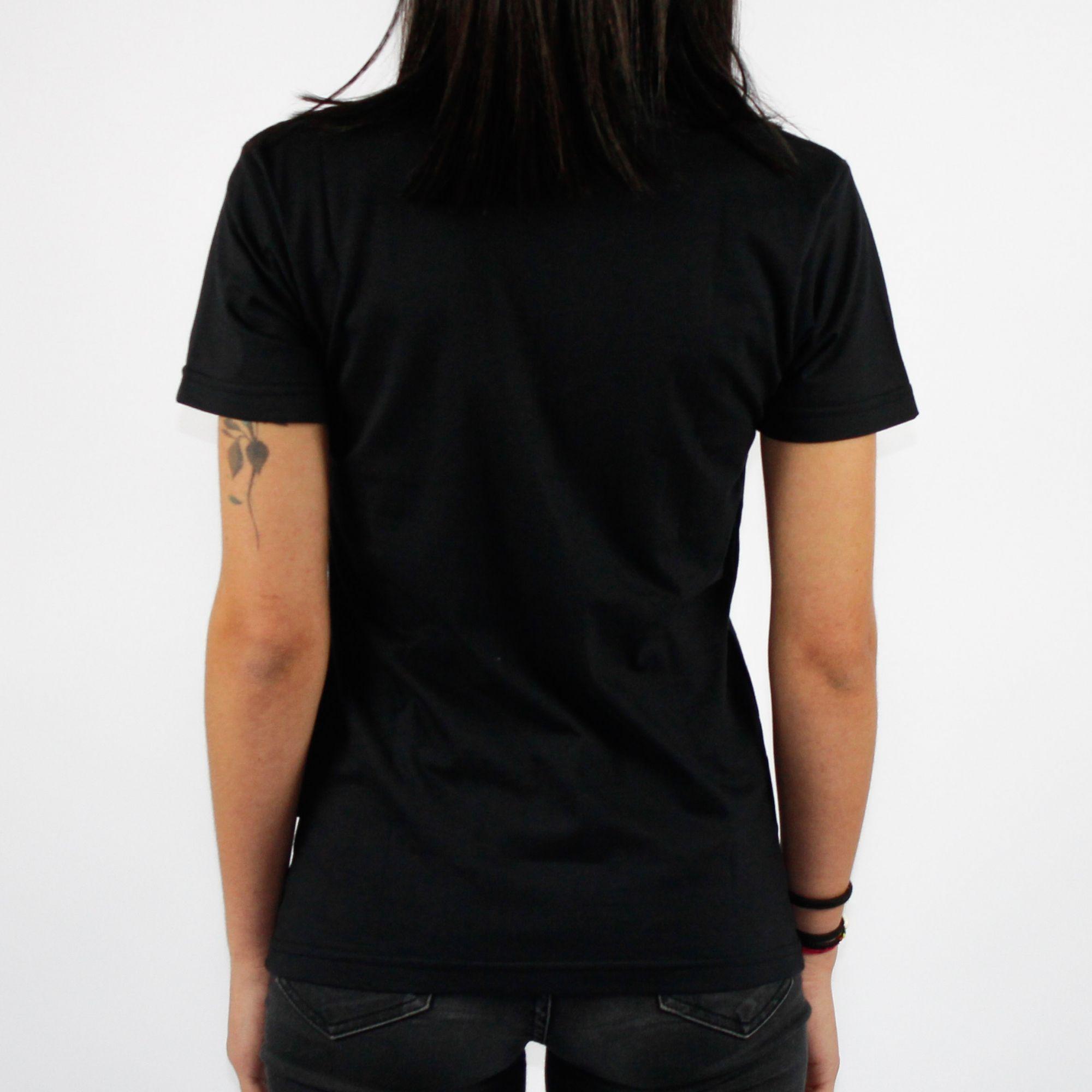Camiseta Feminina Urgh Classic Preta