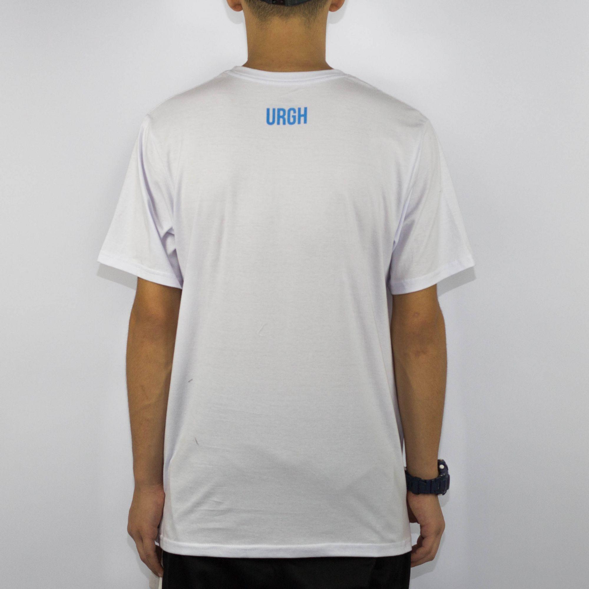 Camiseta Urgh Silk Illusion Branca
