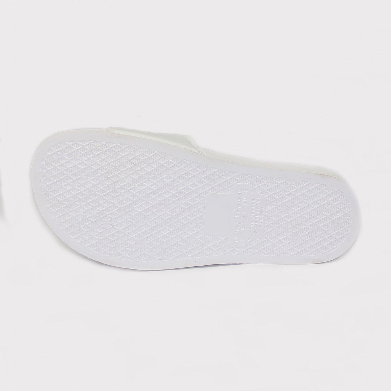 Chinelo Hocks Slide - Branco/Preto