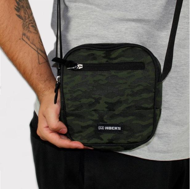 Shoulder Bag Hocks Turista4 Camuflada