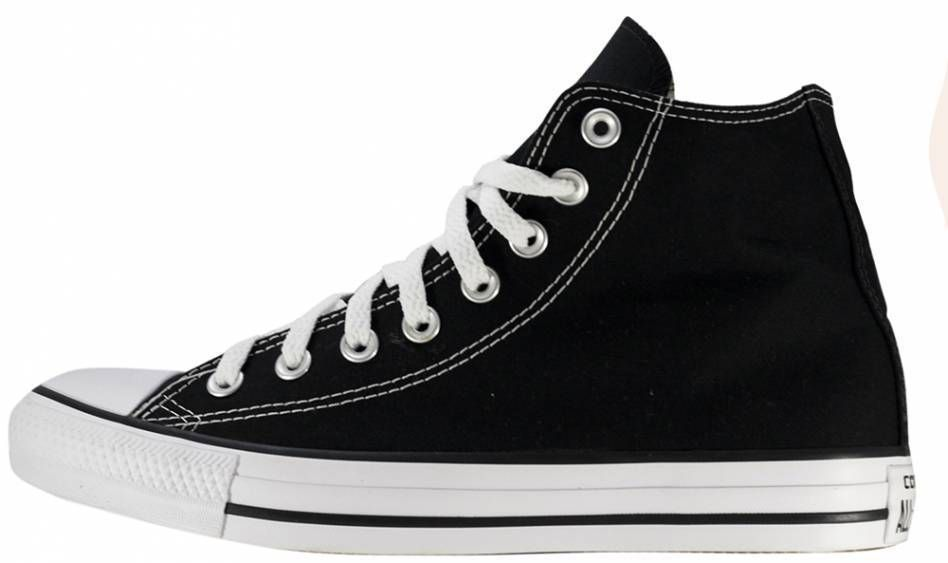 Tênis Converse CT All Star Core Hi Preto/Branco