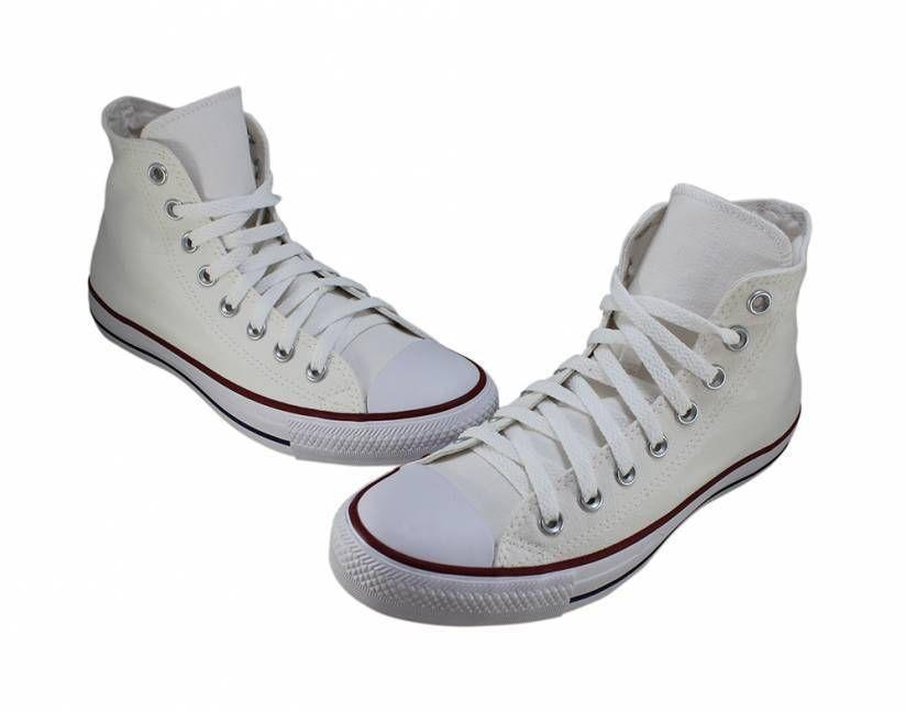 Tênis Converse All Star Chuck Taylor Hi - Branco