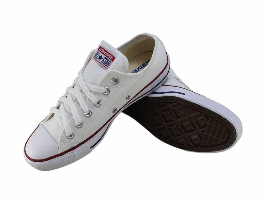 Tênis Converse All Star Chuck Taylor - Core Ox Branco