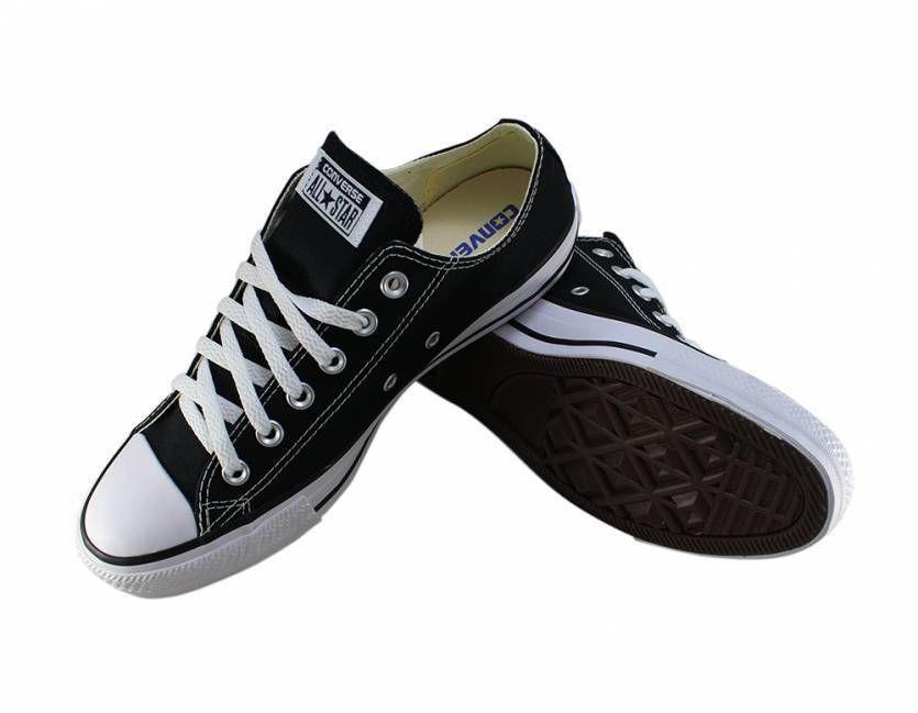 ed459c0717 Tênis Converse CT All Star Core Ox Preto/Branco - Skate Shop ...