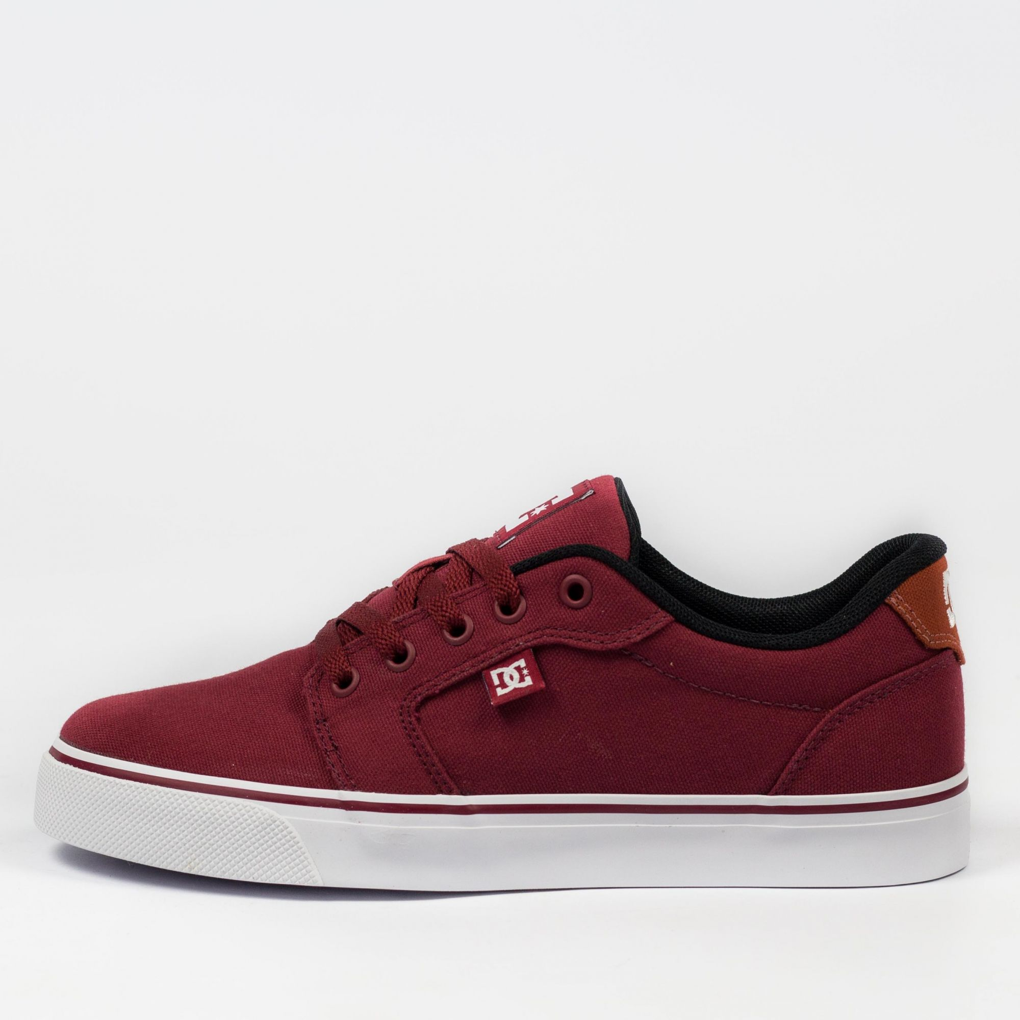 Tênis DC Shoes Anvil Tx LA Burgundy