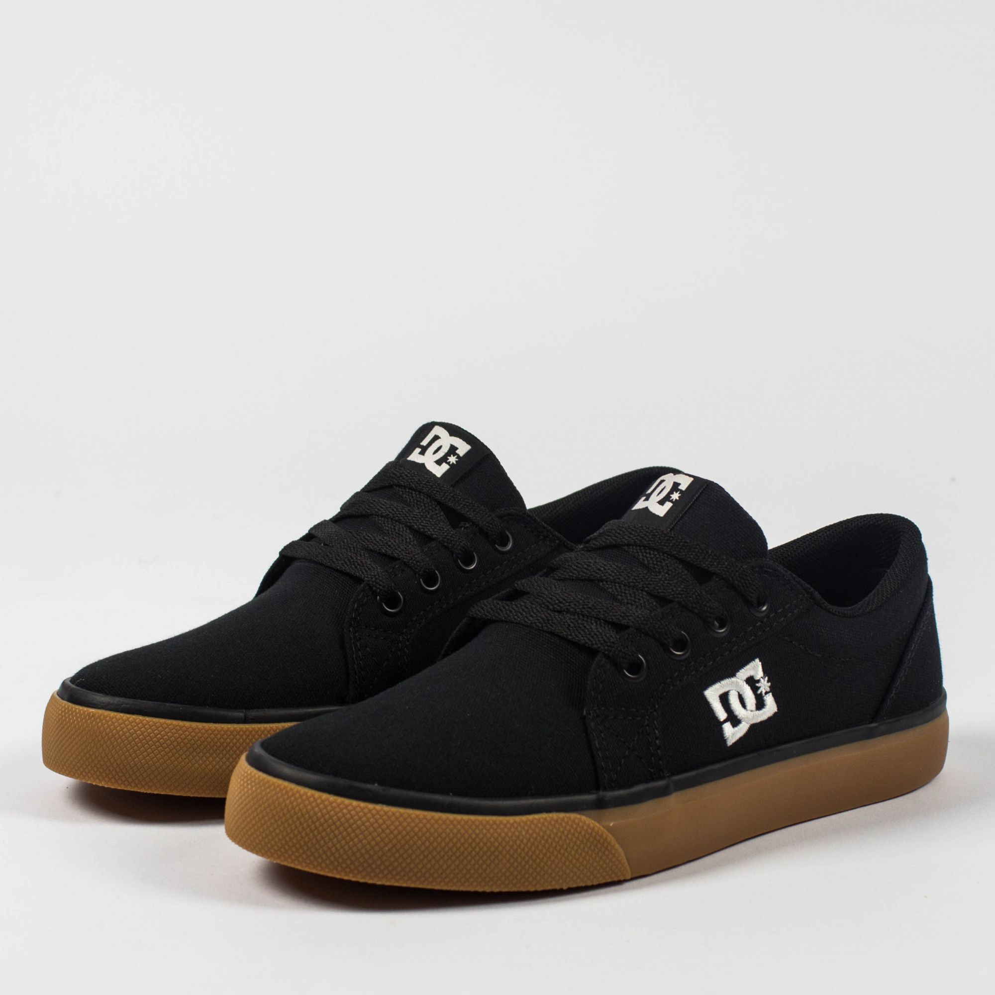 Tênis DC Shoes Episo Black Gum Preto