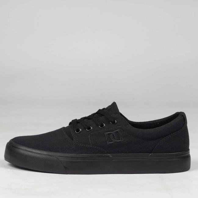 Tênis DC Shoes New Flash 2 TX - Black/Preto