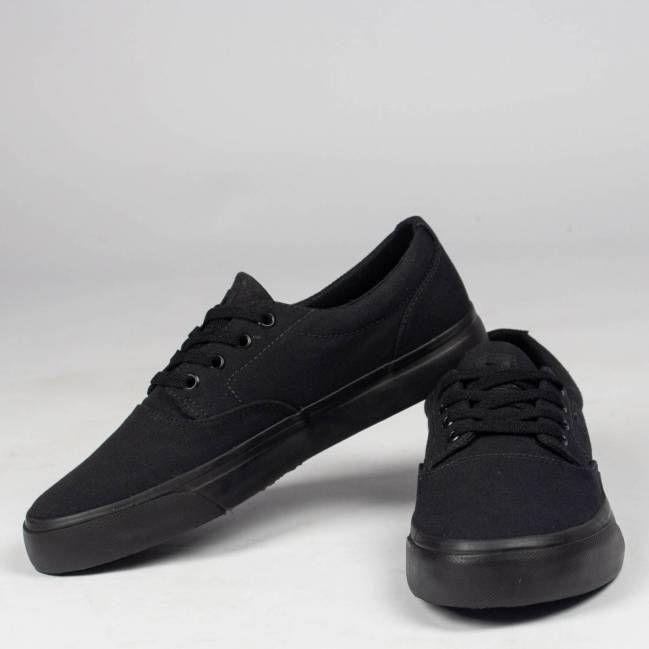 Tênis DC Shoes New Flash 2 TX Black/Black