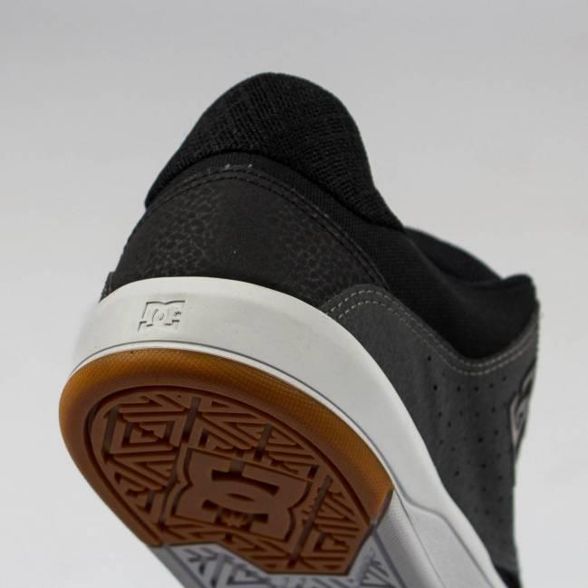 Tênis DC Shoes Plaza TC Preto/Branco