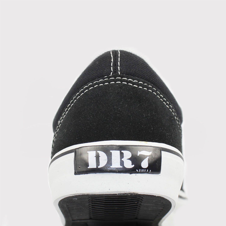 Tênis DR7 Class - Preto/Branco