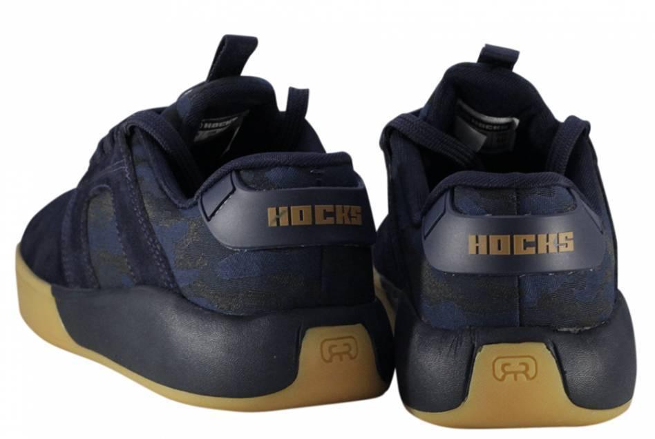 Tênis Hocks 4Miga Runner - Dark Navy
