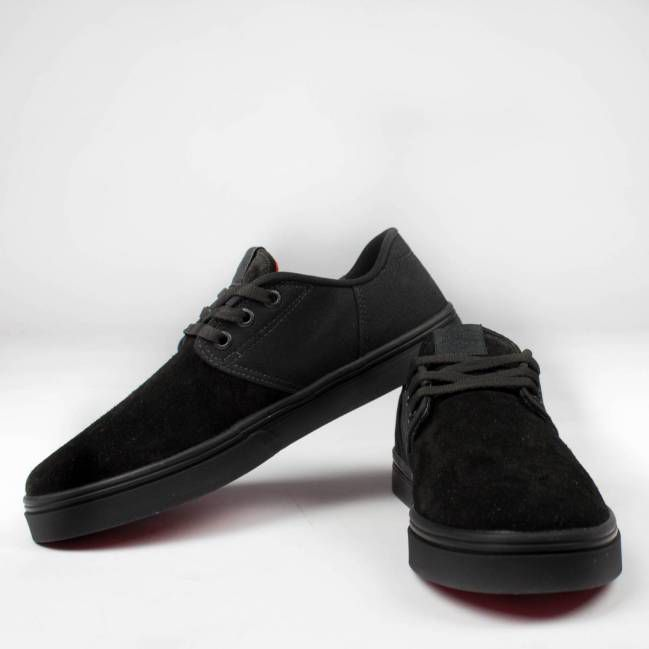 Tênis Hocks Del Mar Originals Triple Black/Preto