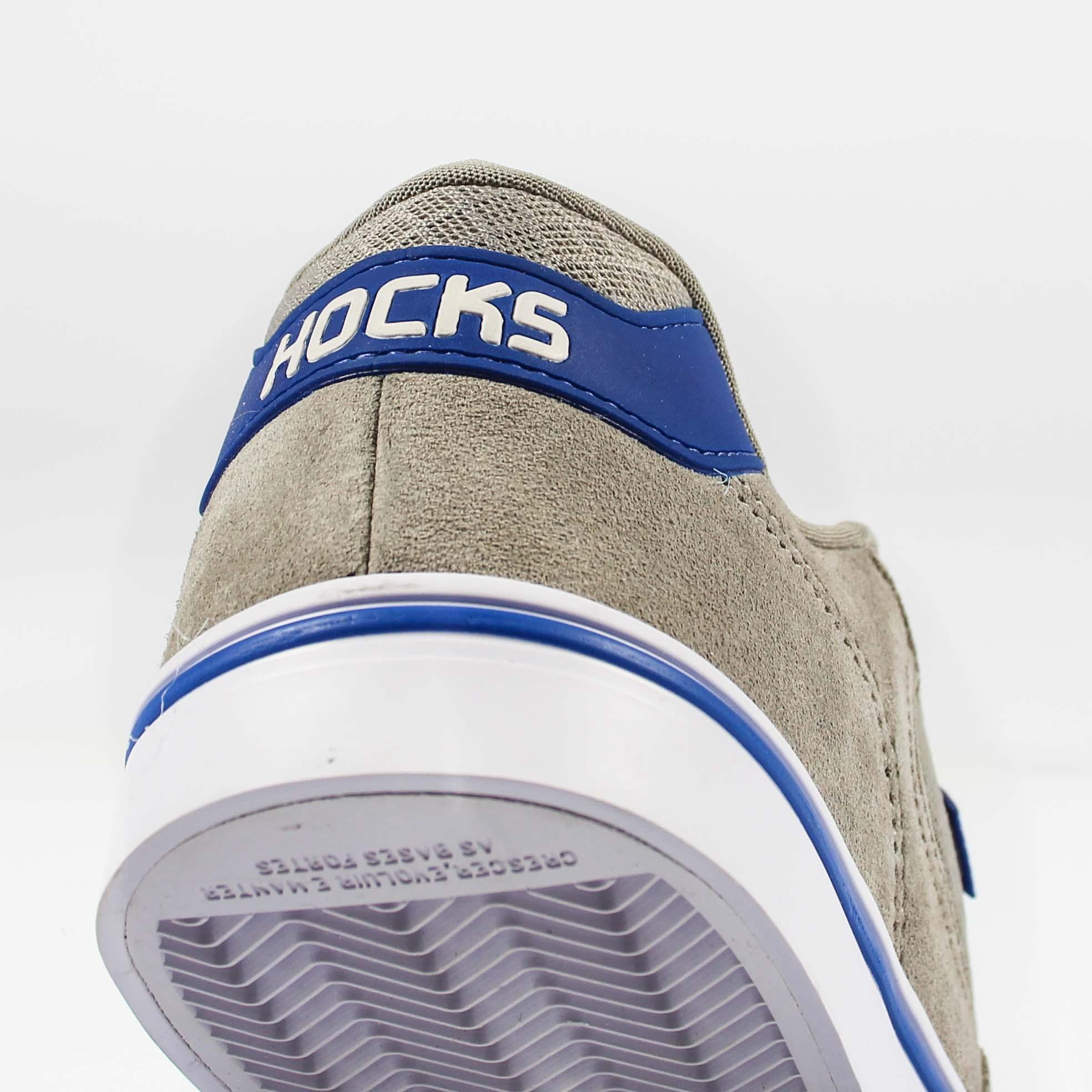 Tênis Hocks Flat Lite Grey/Royal