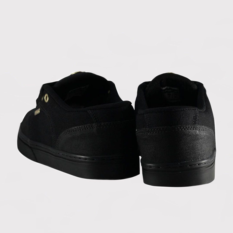 Tênis Hocks Montreal - Black/Gold (Preto e Dourado)