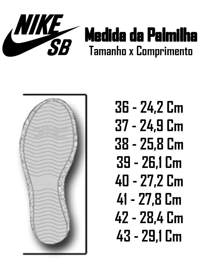 Tênis Nike SB Fokus Preto/Branco