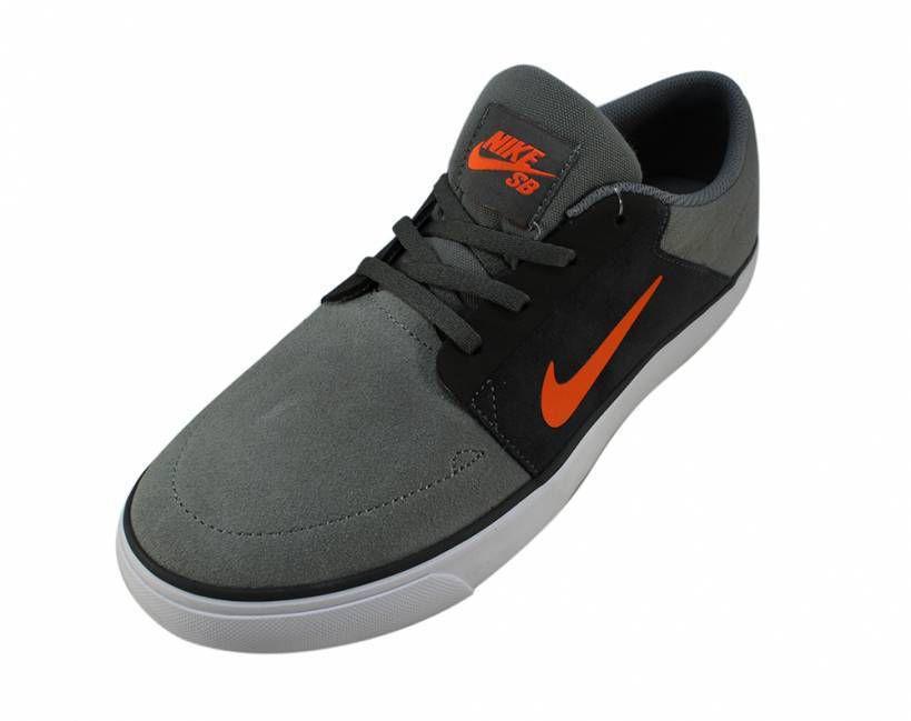 ed362df7bf Tênis Nike SB Portmore (GS) Cinza - Skate Shop   Streetwear   Tênis ...