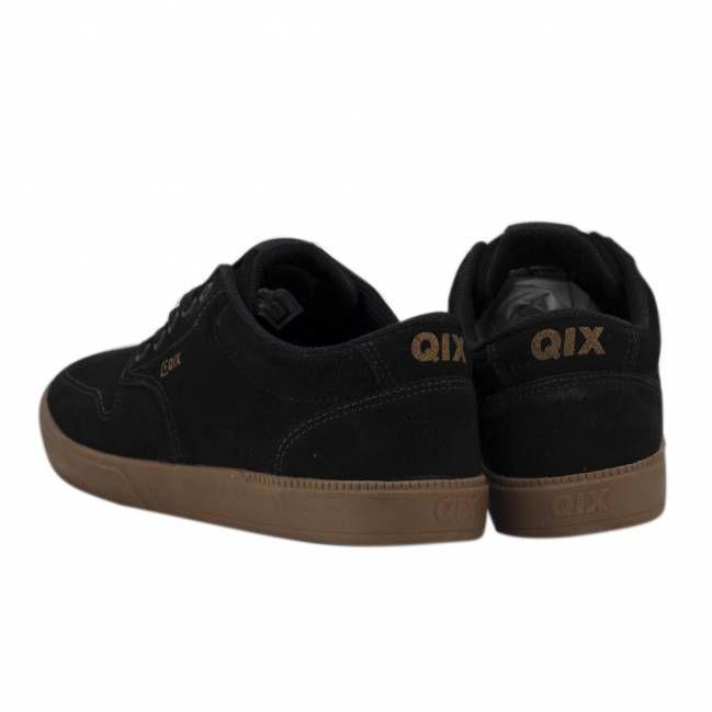 Tênis Qix Base RK - Preto/Natural