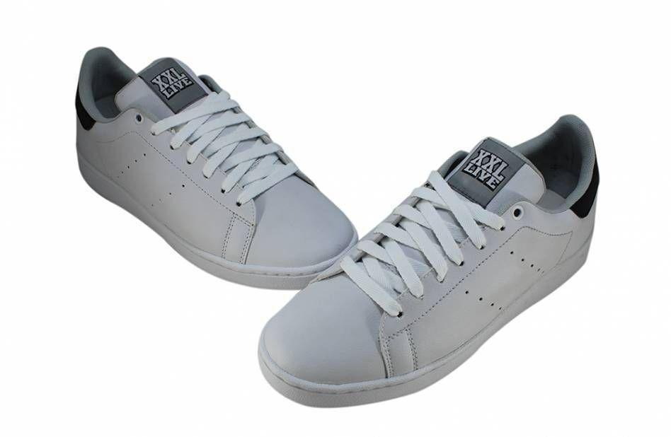 Tênis XXL Basic - Branco/Preto