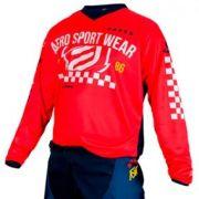 Camisa Infantil ASW 19
