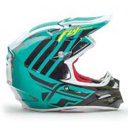 Capacete Fly F2 Zoom Carbon
