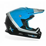 Capacete Mattos Racing Strike