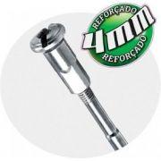 Jogo de Raio Scud Traseiro CRF230 Cromado 4mm
