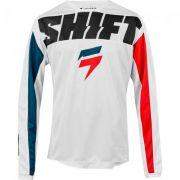 Kit Calça + Camisa para trilha Shift White York - Tamanhos e cores variados