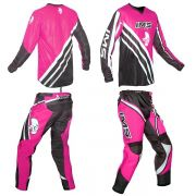 Kit Roupa De Trilha Ims Light Motocross