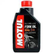 Óleo de Suspensão Motul Fork Oil Factory Line Light 5W