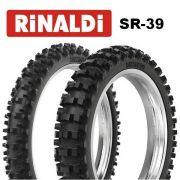 Pneu Rinaldi Traseiro 110/100-18 SR39