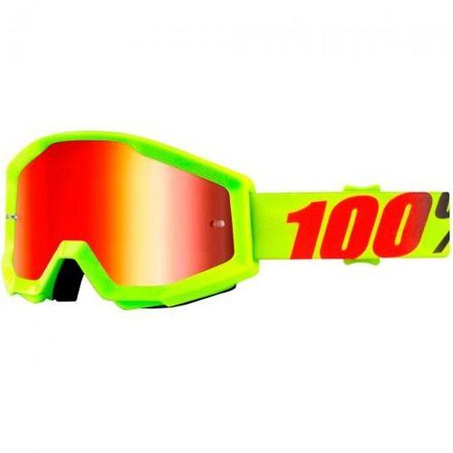 Óculos 100% Strata Espelhado Mercury