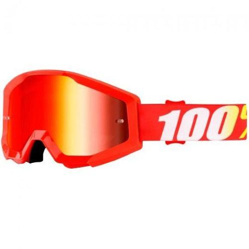 Óculos 100% Strata Espelhado Furnace