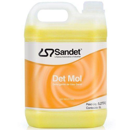 Shampoo Lava Moto Det Mol 5 Litros