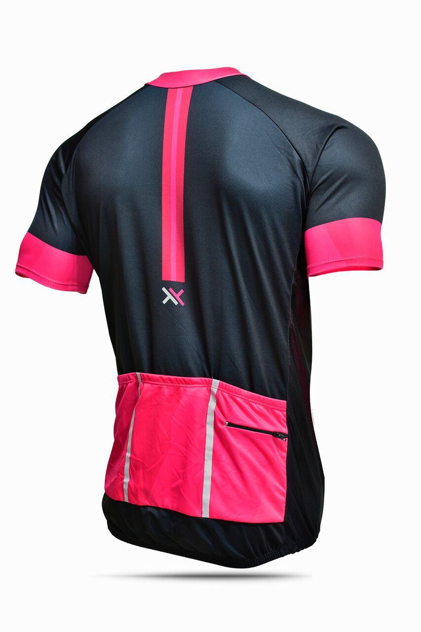 Camisa Feminina Bike Rosa -  Mattos Racing