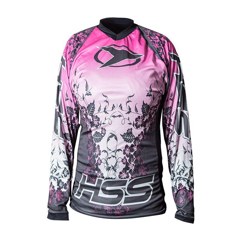 Camisa Feminina HSS Flowers