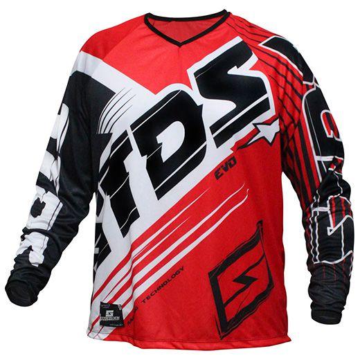 Camisa para trilha motocross Stocovich Evo