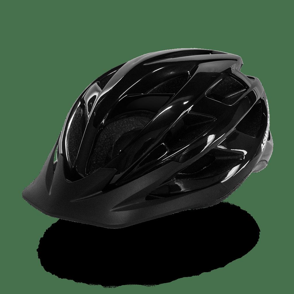 Capacete ASW Bike Fun Black 18