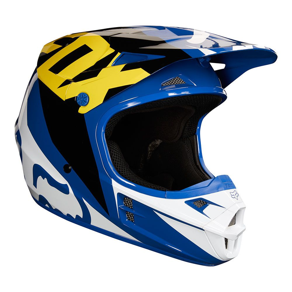 Capacete FOX V1 Race 18
