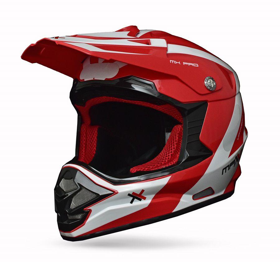 Capacete Mattos Racing MX Pro 19