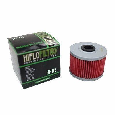 Filtro de Óleo Hiflo HF112 CB300 XRE Twister Tornado