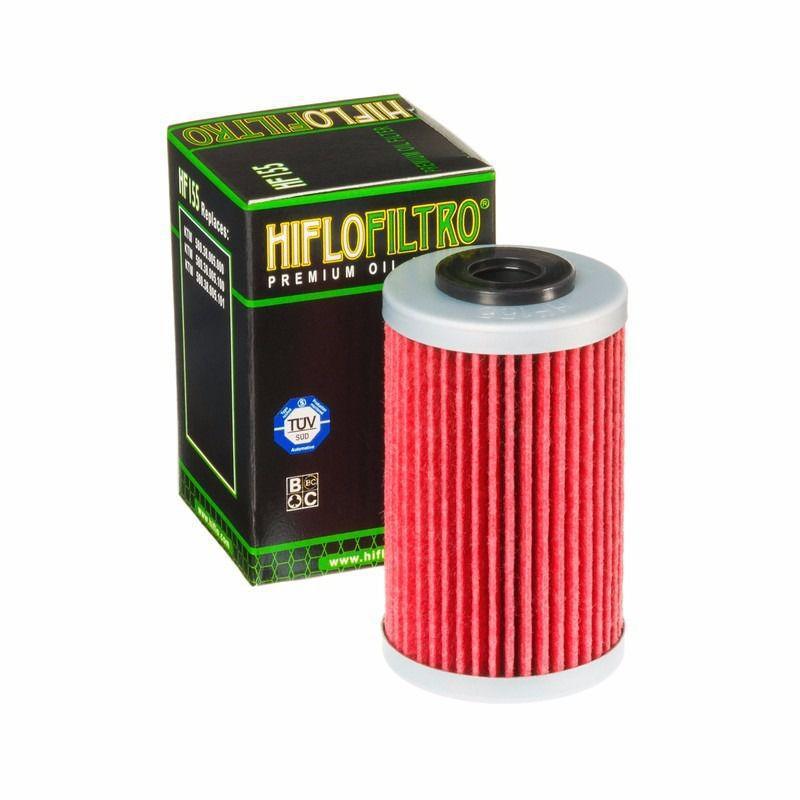 Filtro de Óleo Hiflo Hf155 Ktm Duke 200 390 2015-2017